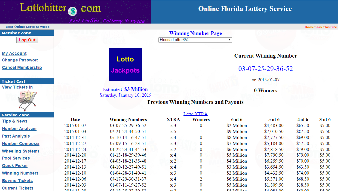 quick cash lottery